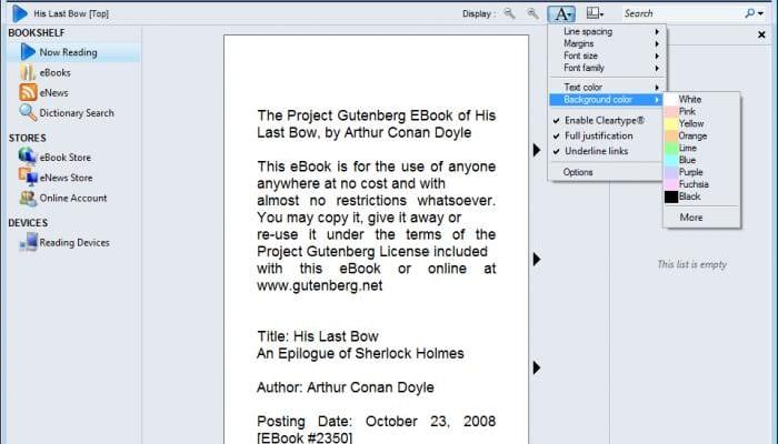 Mobipocket Reader Desktop 6 0 - Đọc và chuyển file * prc