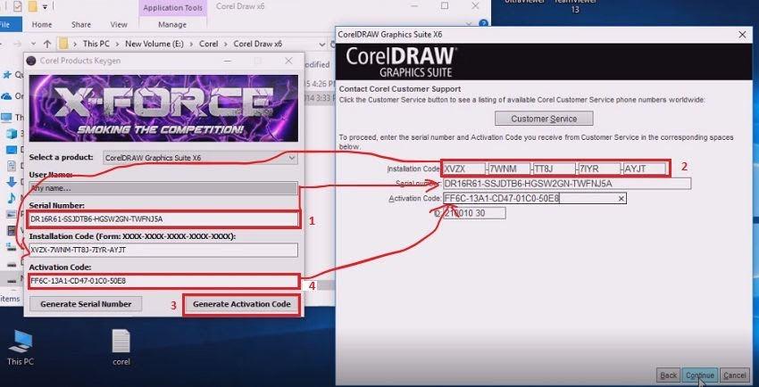 Tải phần mềm CorelDRAW X6 – Hướng dẫn cài đặt chi tiết