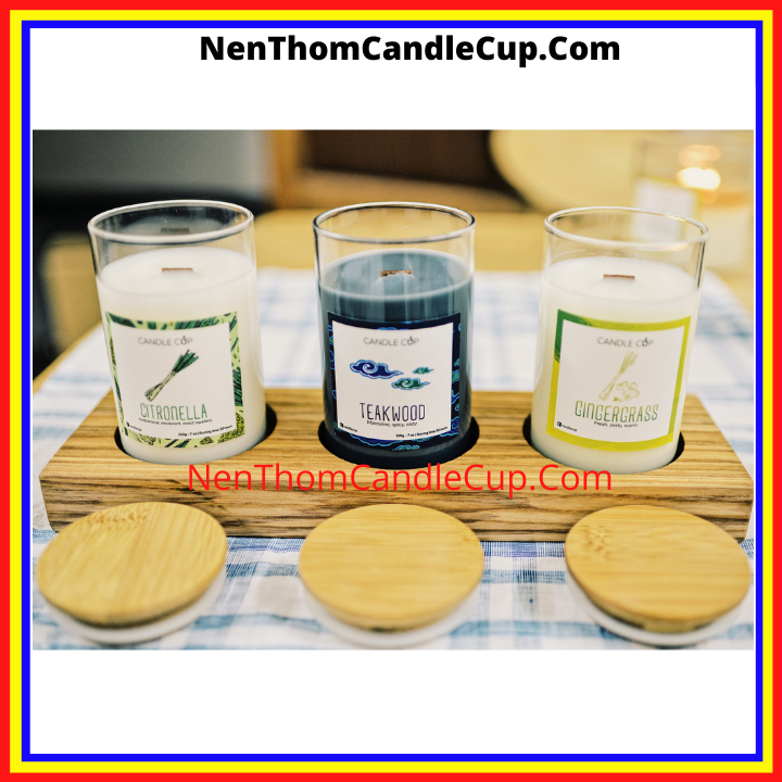 Nến thơm candle cup 16